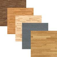 Viva 8.5mm 1 Strip 2 Strip & 3 Strip Veneered Wood Flooring
