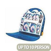 Wallace Cameron Mezzo 1-10 Person First Aid Dispenser