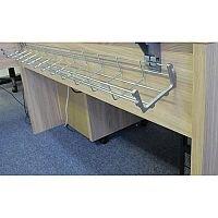 1600mm Desk Wire Cable Management Basket WB1600-S