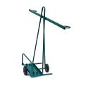 Easy Steer Board Panel Trolley With Rubber Wheels 100kg Capacity