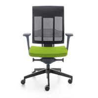 Xenon Swivel Ergonomic Mesh Back Task Operator Office Chair Green