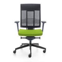 Xenon Swivel Ergonomic Mesh Back Task Operator Office Chair Green