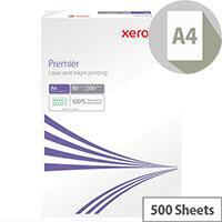 Xerox Premier Printer Paper A4 80gsm White 500 Sheets