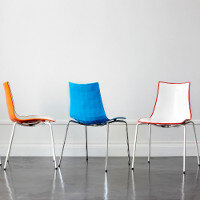 Zebra Bicolore Canteen & Breakout Chairs & Stools