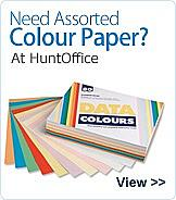 Need assorted colour paper/