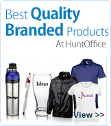 Branded Products at HuntOffice