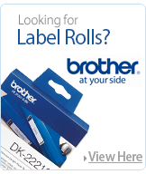 Brother Label Rolls
