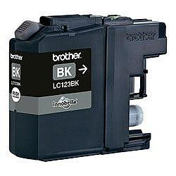 how to use brother printer with just black ink