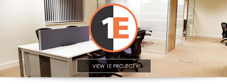 1E Office Fitout