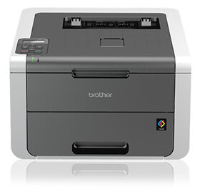 Brother HL3140CW Colour Laser Printer WiFi