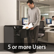 5 or more Users
