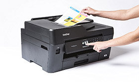 Brother MFC-J6530DW A3 4 in 1 Inkjet Printer Wireless