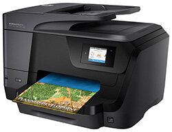 HP Officejet Pro 8710 All-in-One Printer Wireless Duplex