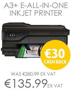 HP Officejet 7612 Wide Format A3+ e-All-in-One Inkjet Printer Wireless