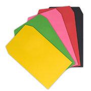 Coloured C5 Envelopes