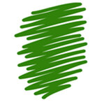 Green Whiteboard Markers
