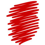 Red Whiteboard Markers