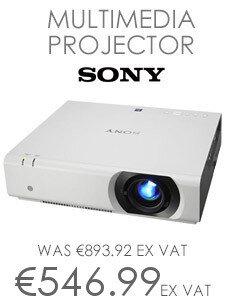 Sony VPL-EX315 LCD XGA (1024 x 768) 3800 Lumens Multimedia Projector With VISION TM-1200