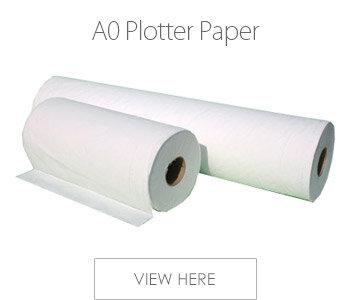 Plotter Papaer image Size A0