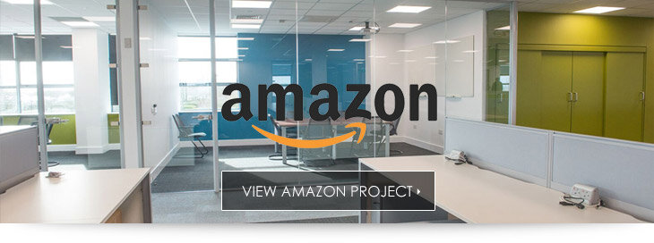 Amazon Fitout Project
