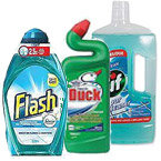 Bathroom Cleaning Detergents