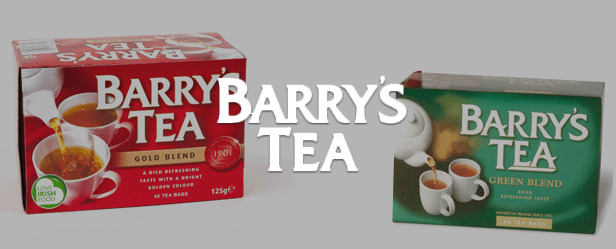 Barry's Tea Logo
