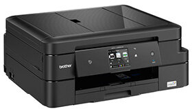 Brother DCP-J785DW Compact A4 Multifunction Printer Duplex Wireless