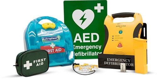 Defibrillator Bundle