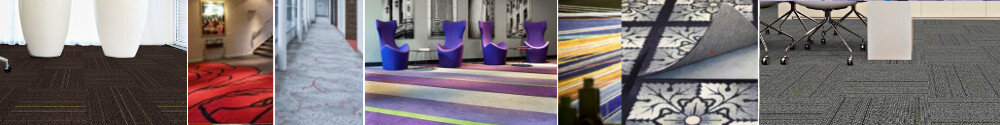 Desso Commercial Flooring Showrooms