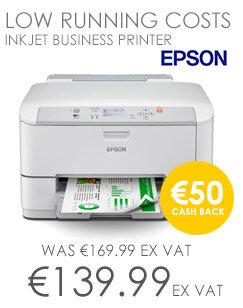 Epson Workforce Pro WF-5110DW Colour Inkjet Business Printer