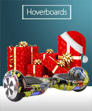 Hoverboards Skateboards & Scooters