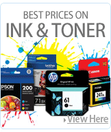 Quick Ink & Toner Finder