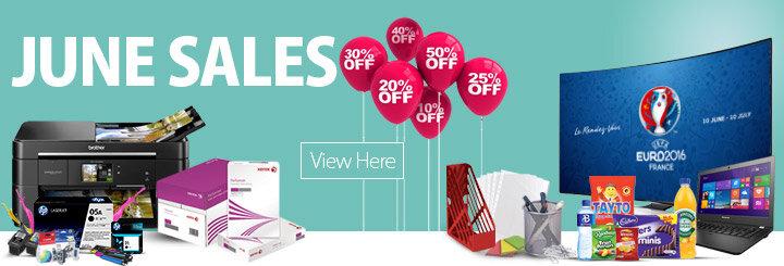 June Sales