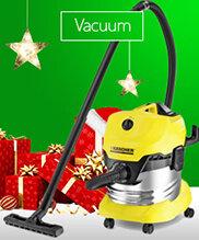 Karcher FP303 Vacuum Floor Polisher For All Hard Floors - Tile, Laminate, Lino etc