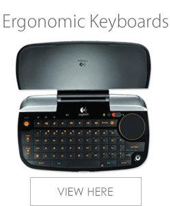 Logitech Ergonomic Keyboard