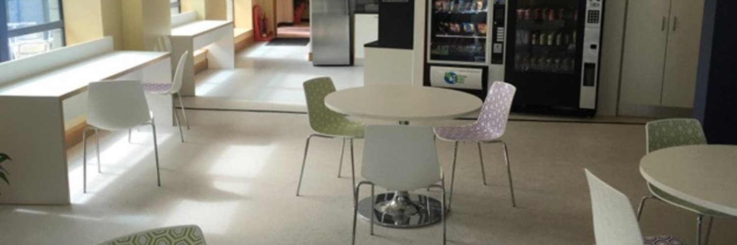 Marriott Hotel Call Centre Canteen Fitout