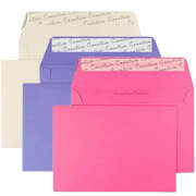 Matte Coloured Envelopes