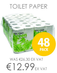 Maxima Recycled Toilet Tissue 48 Pack