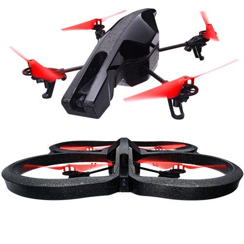 Parrot Bebop 2 red drone