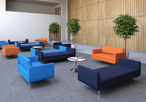 PSI Office Seating Showroom