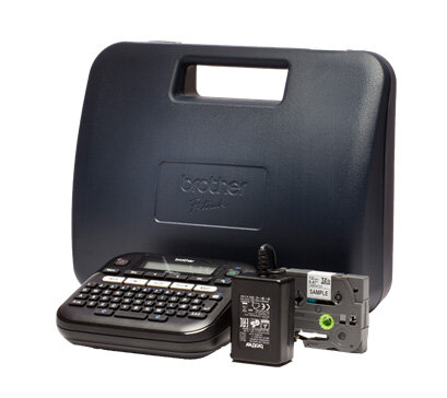 Brother PT-D210VP Desktop Label Printer