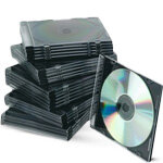 Q-Connect CD DVD Cases