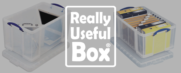 Small Plastic Storage Boxes up to 20L