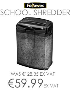 Fellowes M-6C Shredder Cross Cut 4602201