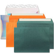 Shine Coloured Envelopes