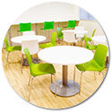 Office Furniture: Canteen