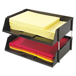 side loading letter trays
