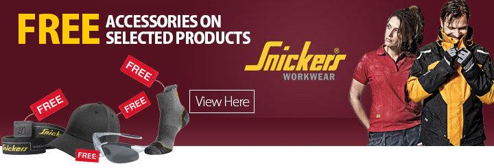Snickers Work Wear