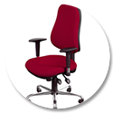Standard Operator Chairs
