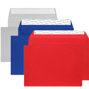 Textured Coloured Envelopes